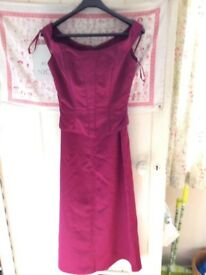 Special occasion 2 piece dress great for a bridesmaid or prom