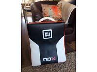 RDX martial arts / kickboxing curved strike shield
