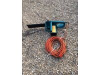 Black and Decker hedge trimmer with very long cable, in good working order