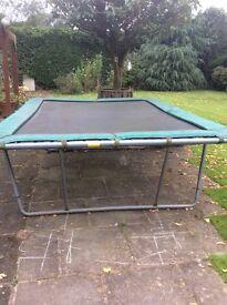 Garden trampoline