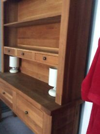 Beautiful Oak Dresser in lovely condition, now greatly reduced for quick sale.