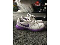 Nike ladies trainers size 5