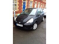 honda jazz 2007 5 doors 1.3