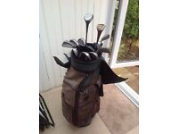 Mens/Boys Golf Clubs