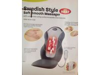 Homedics Swedish Style Chair Massager with Heat