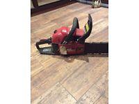 Petrol Chainsaw Model MTD GCS 4600/500
