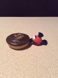 Jaffa Cakes Orangey Tangs Tumbler Burger King Toy 2000