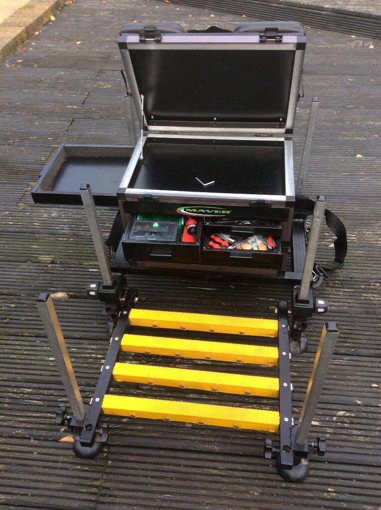 MAVER MX1000 SEAT BOX