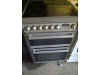 Electric cooker ceramic 60cm.....Mint free delivery