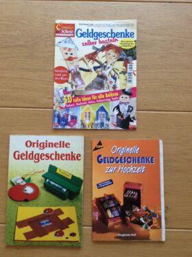 Geldgeschenke Selber Basteln 3 Hefte Bastelvorlage In Nordrhein