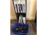 DVD player/ Xbox Kinect and games