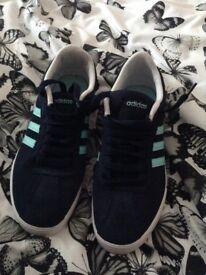Brand new ladies size 5 adidas trainers