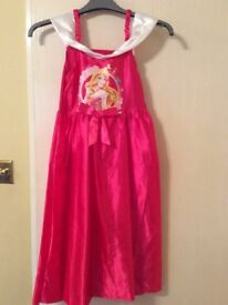 Princess dress age 7-8 year, excellent condition.