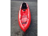 Ocean Kayak Scrambler 11 (Red)