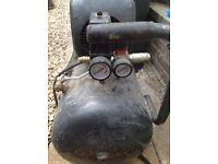 Sealey 50 litre air compressor
