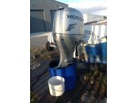 Honda 90 outboard just the engine for sale not the boat