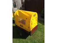 Berg go cart trailer cover
