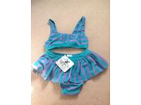 Brand new bathing suit size 12