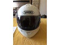 SHOEI MULTITEC MOTORBIKE HELMET SIZE XS 53-54 cm