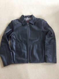 Women's Leather Jacket as new