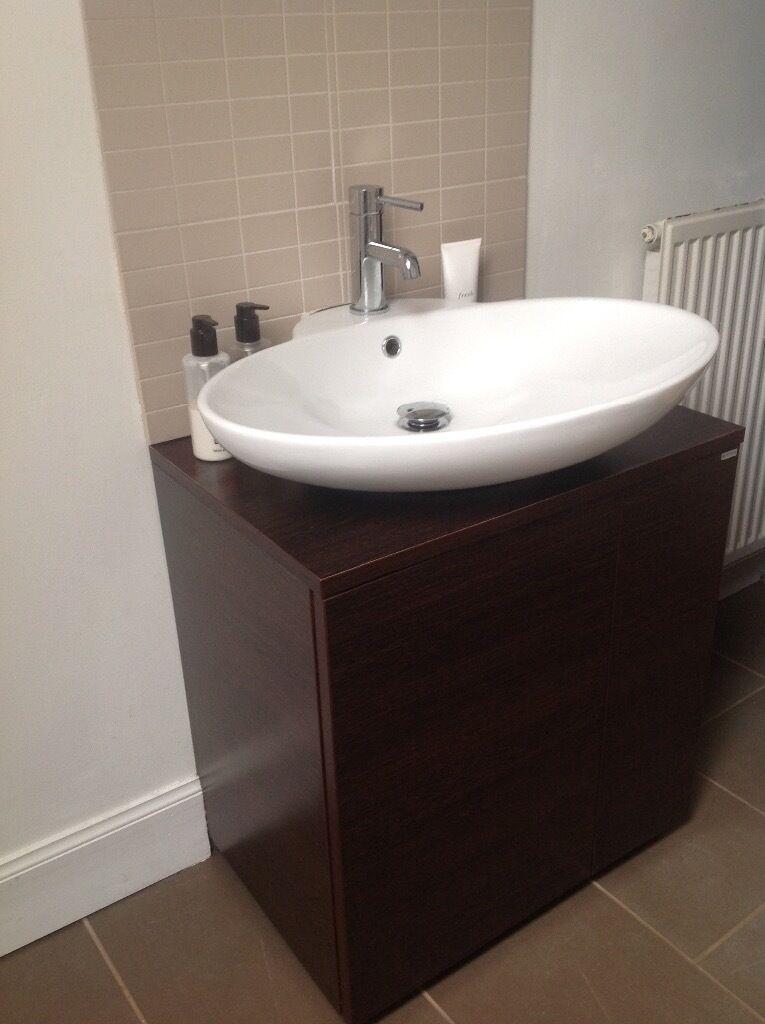 Bathroom Sinks Glasgow bathroom sink vanity unitroyo bath very good condition | in