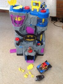 Imaginext Bat cave