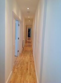 VERY SPACIOUS newly RENOVATED FURNISHED 3 BED MAISONETTE- OFF HIGH STREET -PVT LANDLORD