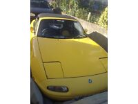 Mazda mx5 euros