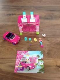 2 X Barbie build & style Mega Bolks sets