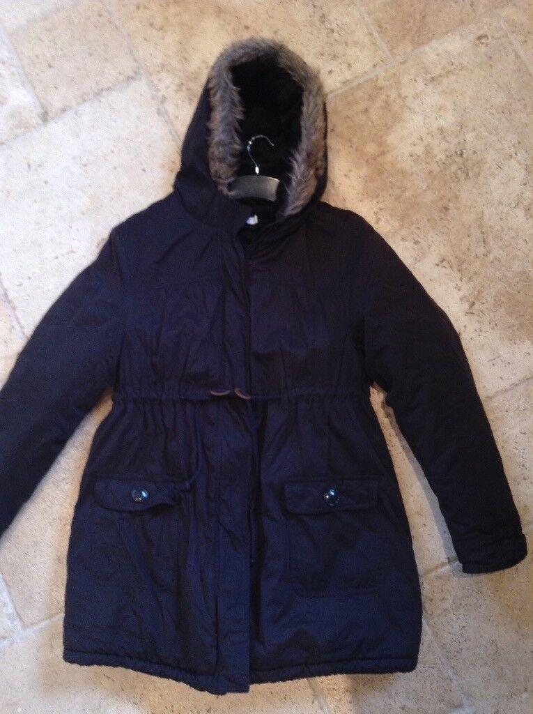 b3922c949768f Practical and Warm Vertbaudet Babywearing & Maternity Coat - size 12/14