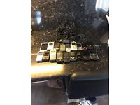 Job lot vintage mobile phones