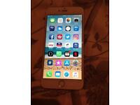 iPhone 6 Plus 128g in silva excellent condition.