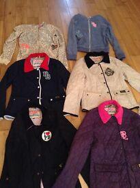 6 jackets for sale (Paul's boutique)