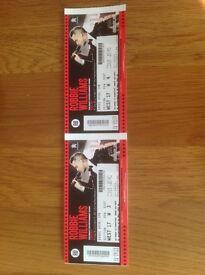 Robbie Williams tickets for Murrayfield Stadium