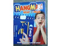 Hangman by Hasbro age 8+ years