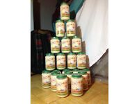 20 jars of Cow & Gate Rice Pudding 200g, 7 months +