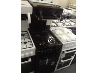 Beko 50cm high level grill gas cooker. £270 RRP £379 new/graded 12 month Gtee