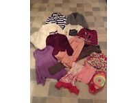 GIRLS BUNDLE CLOTHES