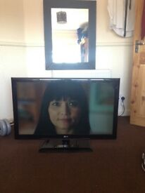 LG flatscreen television 40 inch £130 May diliver
