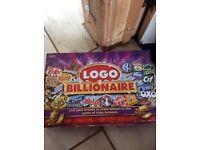 Logo billionaire Childrens game