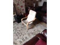 IKEA Poang Childs Chair