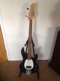 Crafter Junior Comfort Series Bass Guitar