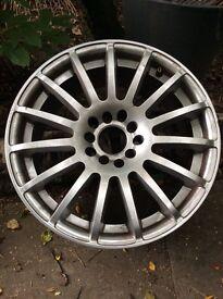16 inch Wolfrace Alloys VW/Audi/Skoda