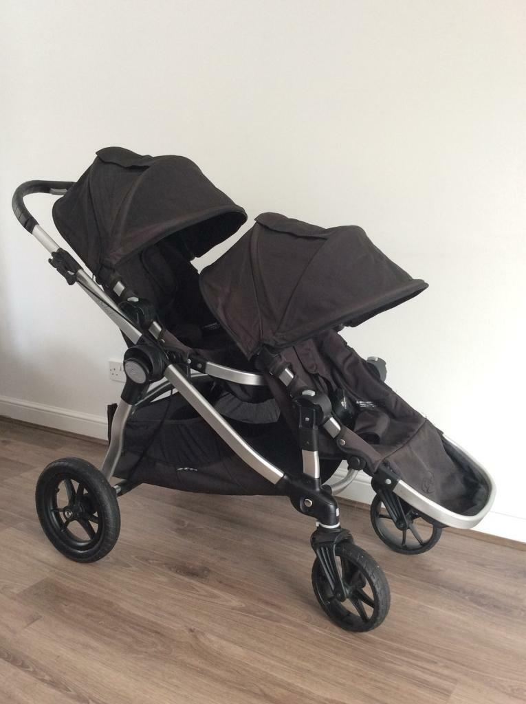 Baby Jogger City Select Twin Pram In Greenhithe Kent Gumtree