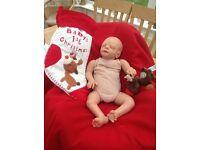"Reborn Doll ""Freya"" Sculpt by Tina Kewy"