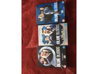 Blue Bloods seasons one to three