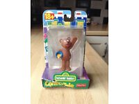 Sesame Street Baby Bear Fisher Price collectible toy