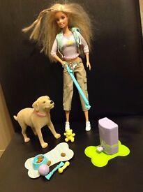 Barbie & Tanner Playset (Toys, Lego, Minion, Peppa Pig, Barbie, Disney)