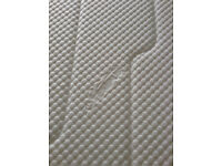 TEMPUR 22cm Mattress - New Cloud - king size 18m old - ex cond **Can deliver**