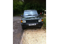 LandRover Discovery TDI 300.